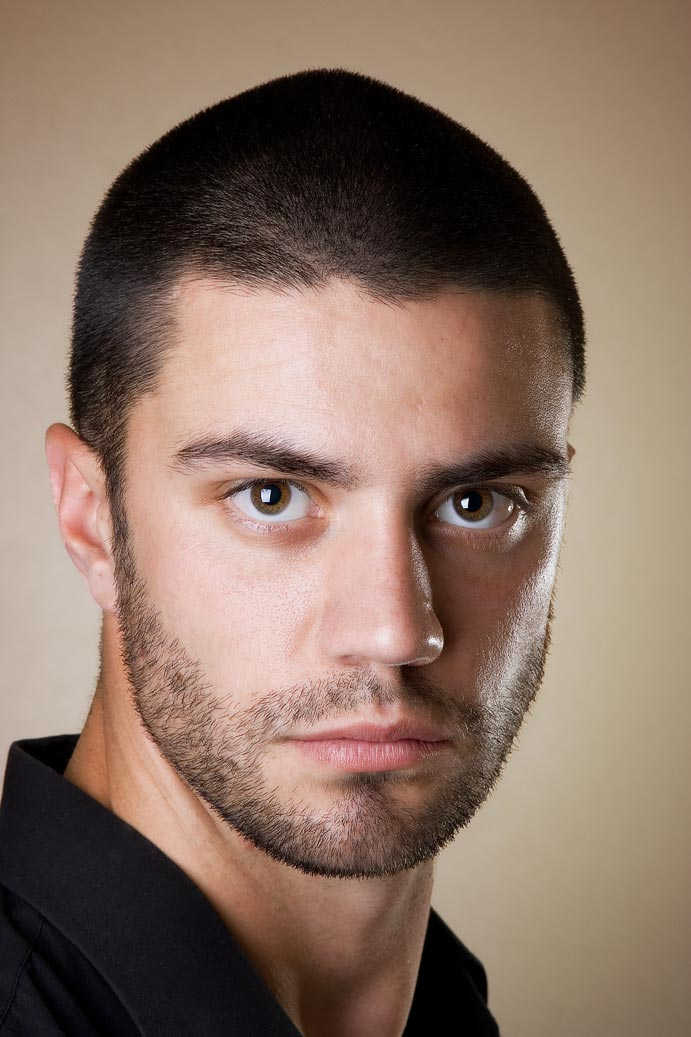 Very Short Hairstyles Fade for Men