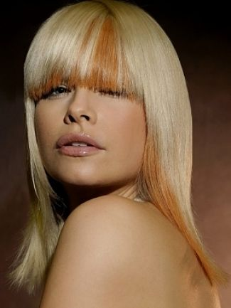 Black and Blonde Hair Color Ideas